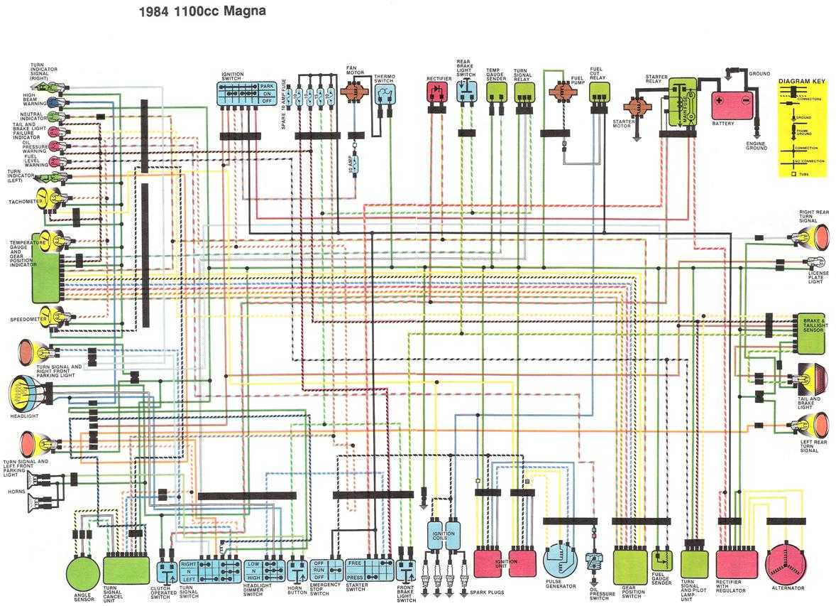 honda vf wiring diagram honda wiring diagrams