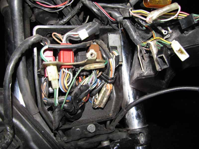 Building Bobber Where To Relocate Fusebox V4musclebike Com