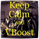 Voodoo 4 into 2 Exhaust - V4MuscleBike com