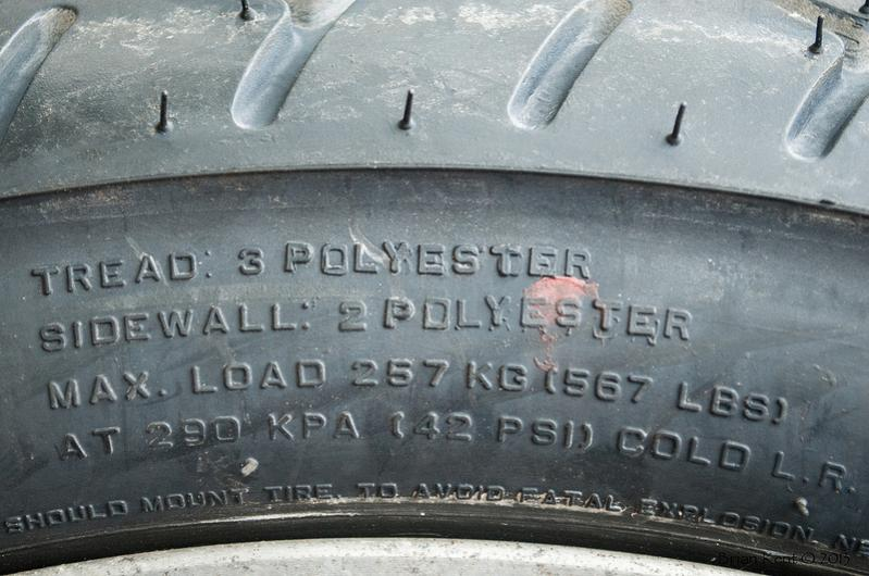 Tire Pressure For Metzeler Me880
